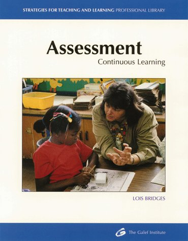 Assessment: Continuous Learning 9781571100481