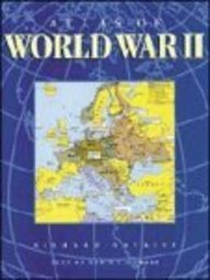 Atlas of World War II 9781572152953