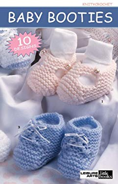 Baby Booties (Leisure Arts #75019) 9781574869859
