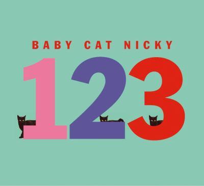 Baby Cat Nicky 123 9781576872734