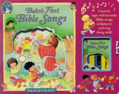 Baby's First Bible Songs [With Cassette] 9781575848044
