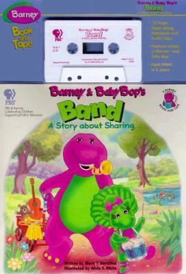 Barney & Baby Bop's Band [With Book]