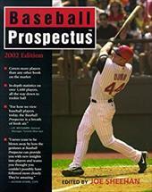 Baseball Prospectus 2002 Ed 7091492