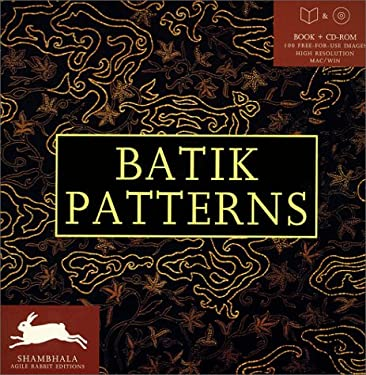 Batik Patterns: Includes CD-ROM 9781570624773
