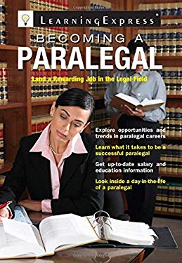 Becoming a Paralegal 9781576857243