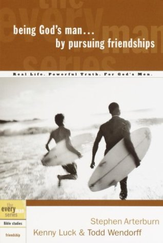 Being God's Man by Pursuing Friendships 9781578566846