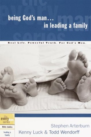 Being God's Man in Leading a Family 9781578566822
