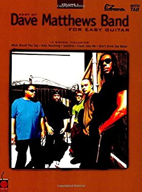 Best of Dave Matthews Band for Easy Guitar 9781575604107