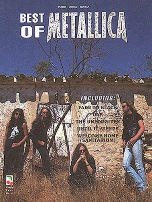 Best of Metallica 9781575600406