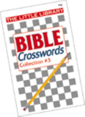 Bible Crosswords Collection #03 9781577482253