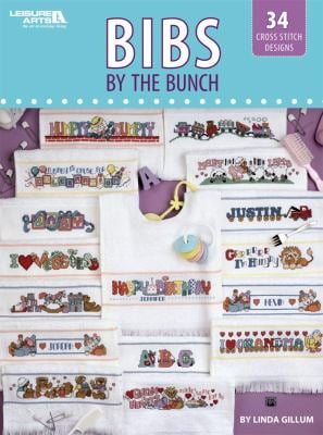 Bibs by the Bunch (Leisure Arts #4840) 9781574862614