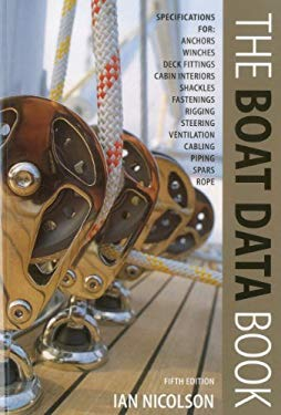 Boat Data Book 9781574091977