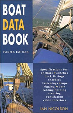 Boat Data Book, Fourth Edition 9781574090444