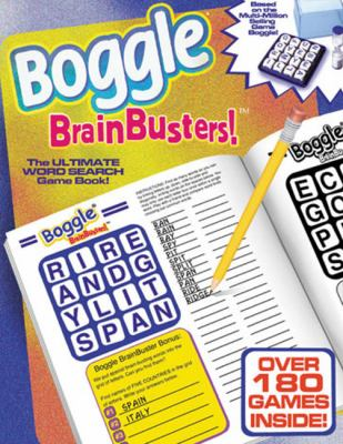 Boggle Brainbusters! 9781572435926