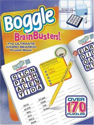 Boggle Brainbusters!: The Ultimate Word-Search Puzzle Book 9781572437098