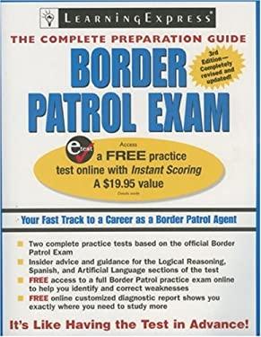 Border Patrol Exam 9781576855751