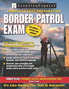 Border Patrol Exam 9781576856727