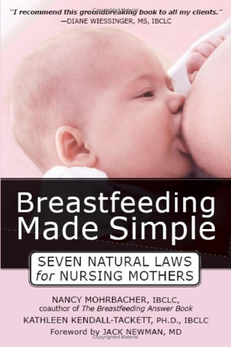 Breastfeeding Made Simple: Seven Natural Laws for Nursing Mothers 9781572244047