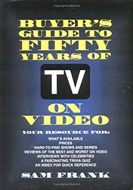 Buyer's Guide to 50 Years/TV/Video 9781573922265