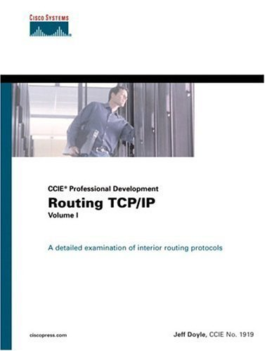 CCIE Professional Development: Routing TCP/IP Volume I 9781578700417