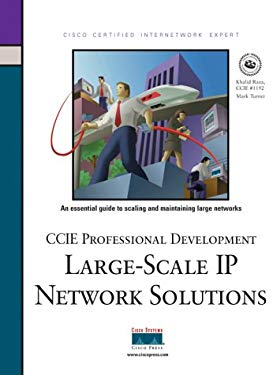 CCIE Professional Development: Large Scale IP Network Solutions 9781578700844
