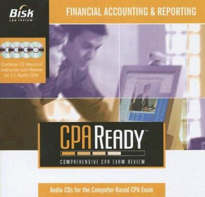 CPA Ready Financial Accounting & Reporting 9781579614812
