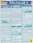 Calculus 2 Laminate Reference Chart: Integral & Differential Calculus for Advanced Students 9781572224759