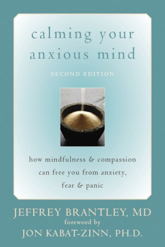 Calming Your Anxious Mind: How Mindfulness & Compassion Can Free You from Anxiety, Fear & Panic 9781572244870