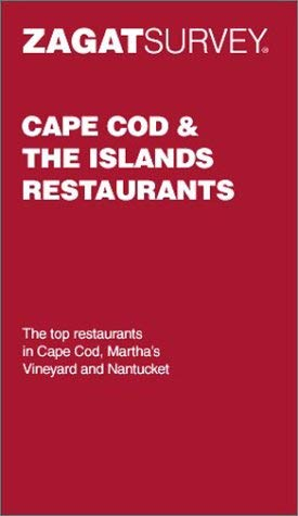 Cape Cod & the Islands Restaurants 9781570064623