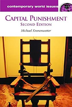 Capital Punishment: A Reference Handbook 9781576074329