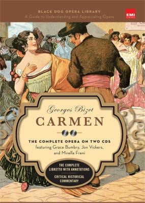 Carmen [With 2 CD's] 9781579125080