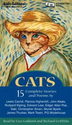 Cats: Fifteen Complete Stories and Poems 9781572701175
