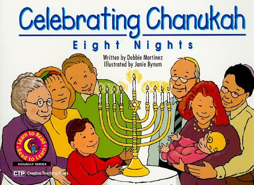 Celebrating Chanukah: Eight Nights 9781574715774
