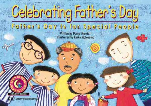 Celebrating Father's Day: Father's Day is for Special People 9781574715750