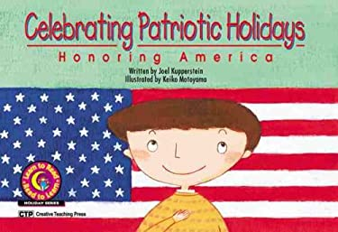 Celebrating Patriotic Holidays No. 4529: Honoring America 9781574715743