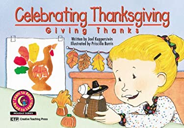 Celebrating Thanksgiving No. 4531: Giving Thanks 9781574715767