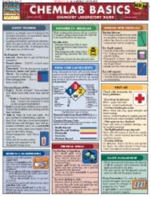Chemlab Basics 9781572225633