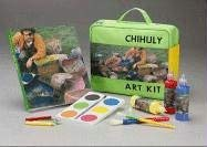 Chihuly Art Kit [With Activity Book and StoryWith StickersWith Colored PaperWith 7 PencilsWith 3 PaintbrushesWith 3 9781576841570