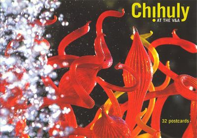 Chihuly at the V & A Postcard Set 9781576841273