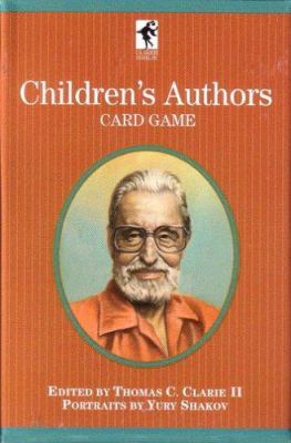 Children Authors Card Game 9781572814479