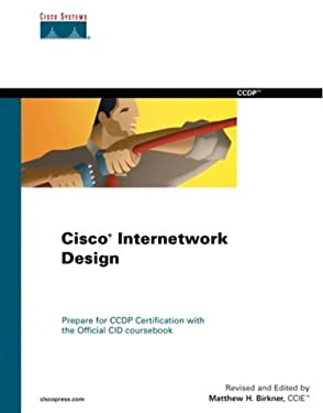 Cisco Internetwork Design 9781578701711
