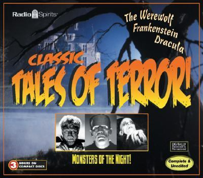 Classic Tales of Terror 9781570197826