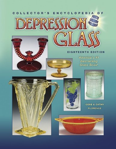 Collector's Encyclopedia of Depression Glass 9781574325591