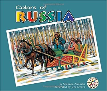 Colors of Russia 9781575055138
