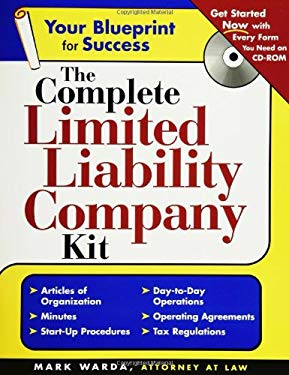 Complete Limited Liability Company Kit [With CDROM] 9781572484986