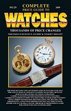 Complete Price Guide to Watches 9781574326222