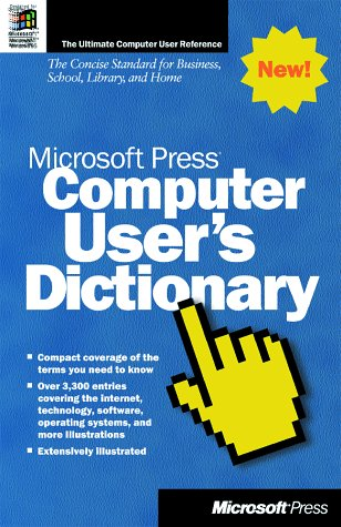 Computer User's Dictionary 9781572318625