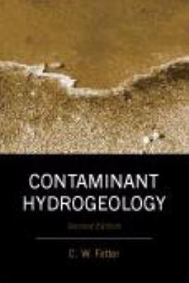 Contaminant Hydrogeology 9781577665830