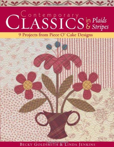 Contemporary Classics in Plaids & Stripe - Print on Demand Edition 9781571202055