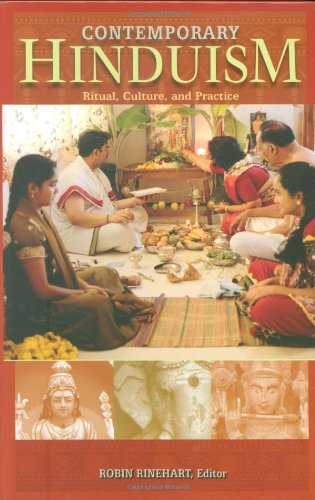 Contemporary Hinduism: Ritual, Culture, and Practice 9781576079058